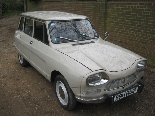 Citroen Ami 8 Estate