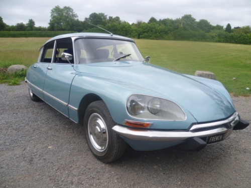 Citroen DS 20 Pallas 1971