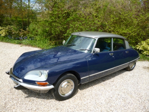 Citroen DS21Efi Pallas