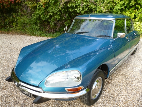 Citroen DS23Efi Pallas 1974