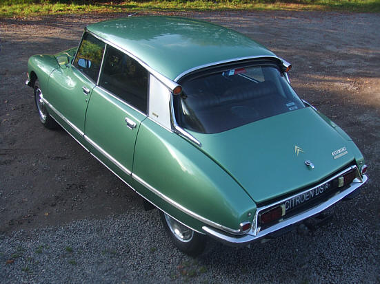Citroen DS 23 efi Pallas