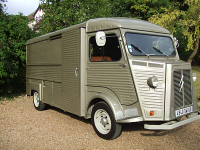 Citroen HY Van - Currus Model