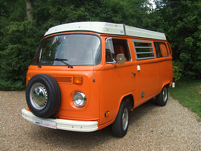 VW Camper Westfalia