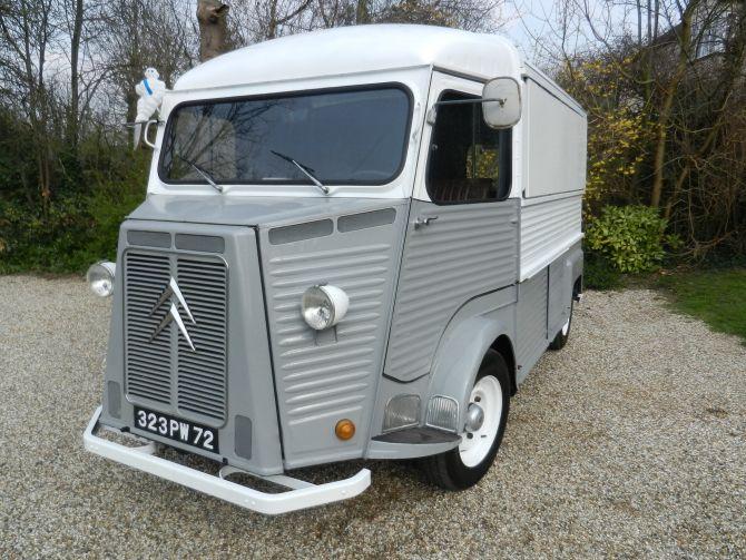 Citroen Hy Van 1964 Citroen Hy Van