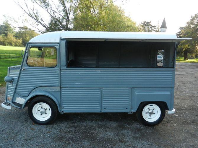 Citroen Hy Van 1972