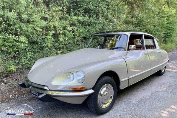 Citroen DS 21 Pallas 1969 à vendre