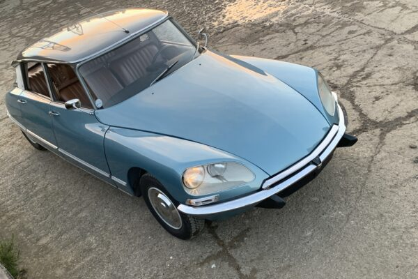 Citroën DS 21 Pallas 1970 à vendre
