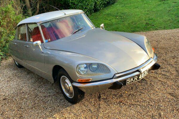 Citroën DS 20 Pallas 1969 for sale