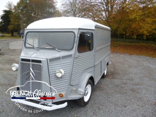 Citroën HY Van – LWB Currus, 1974 for sale