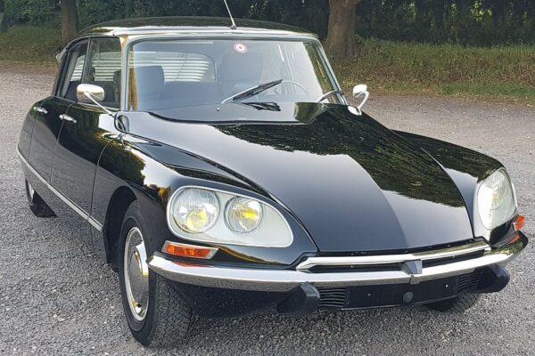 Citroën DS 21 efi Prefecture 1970 à vendre