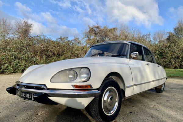 Citroën DS 21 Pallas,1969 à vendre