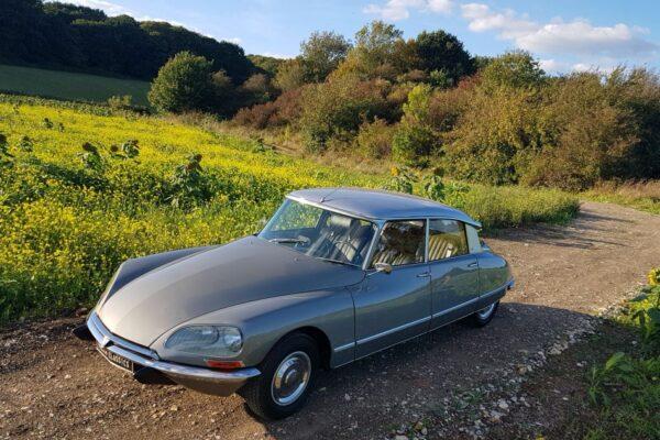 Citroën DS21 Pallas, 1968 à vendre