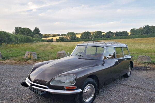Citroën DS23 Estate, 1974 for sale