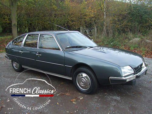 Citroën CX 2200 Pallas, 1976 à vendre