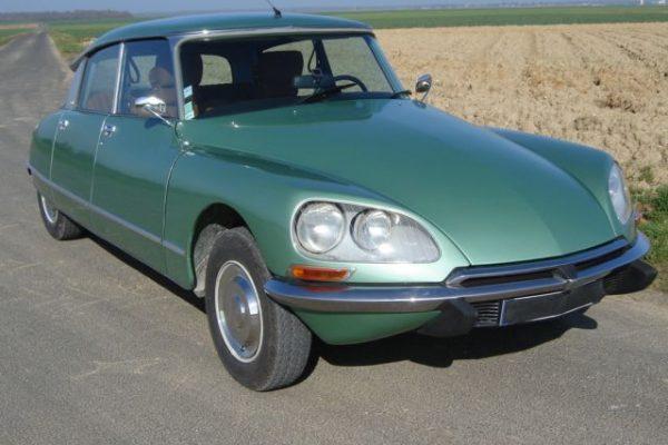 Citroën DS 23efi Pallas, 1972 à vendre