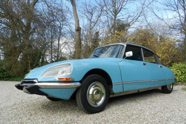 Citroën DS 20 Pallas, 1972 à vendre