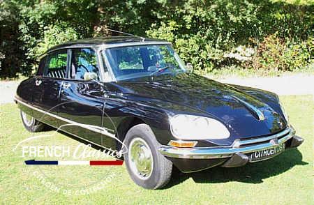 Citroën DS23EFI Prestige, 1972 à vendre