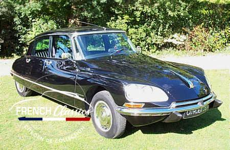 Citroën DS23EFI Prestige, 1972 for sale