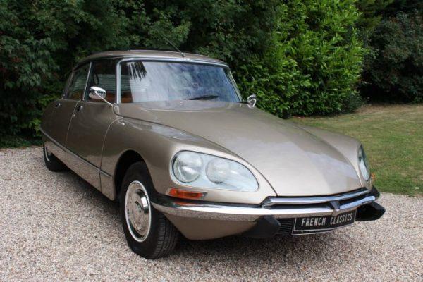 Citroën DS23Efi Pallas, 1973 à vendre