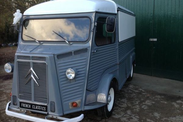 Citroën HY van – 1972 à vendre