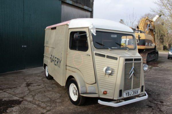 Citroën HY Van, 1973 à vendre