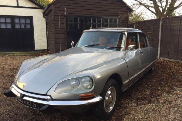 Citroën DS 20 Pallas, 1974 à vendre
