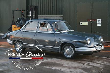 PANHARD PL17 Tigre S Relmax, 1962 à vendre