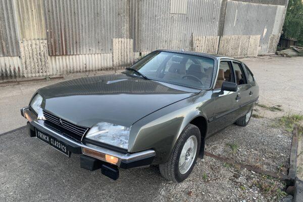 Citroën CX 2400 GTI, 1982 à vendre