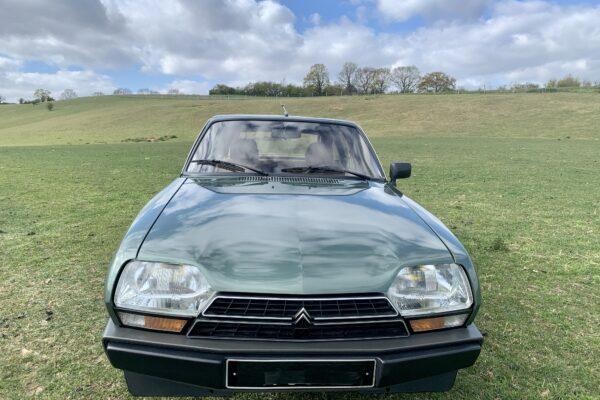 Citroën GSA Pallas, 1982 à vendre