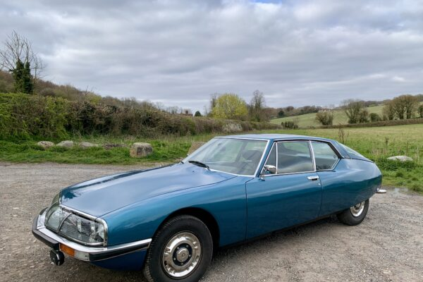 Citroën SM Injection , 1974 à vendre