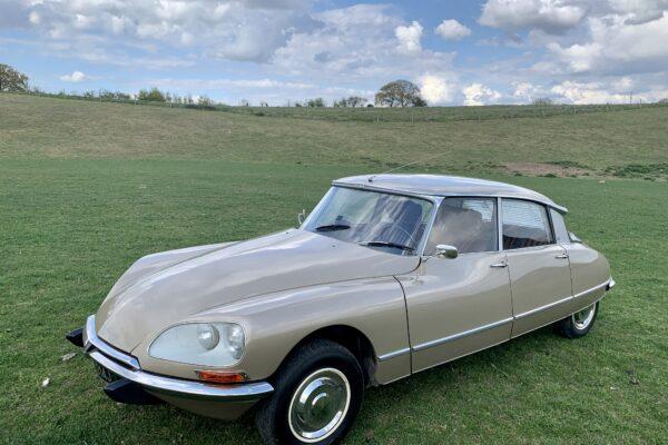 Citroën DS 21 Pallas, 1971 à vendre