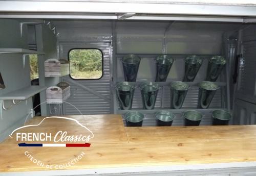 Citroen HY Van –  Mobile Flower shop à vendre