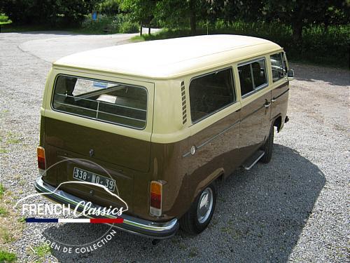 VW BUS DELUXE à vendre