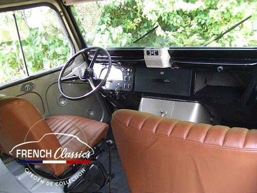 Citroen HY Van – Currus Model à vendre