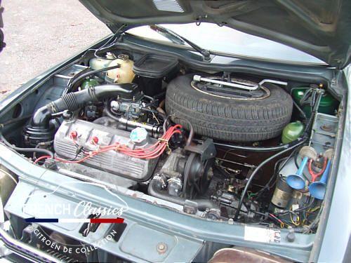 Citroen CX 2200 Pallas à vendre