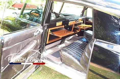 Citroen DS 23EFI Prestige by H. Chapron à vendre