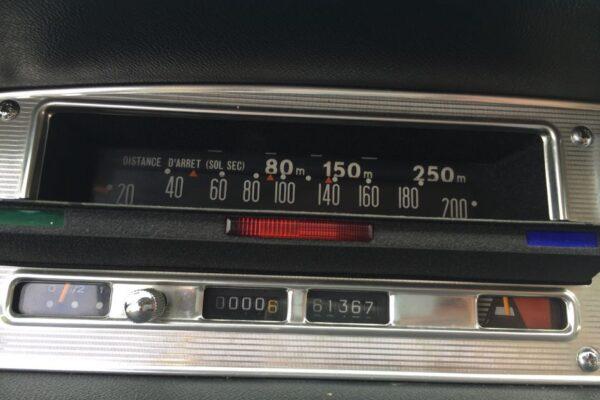 Citroen DS 21 Pallas 1968 à vendre
