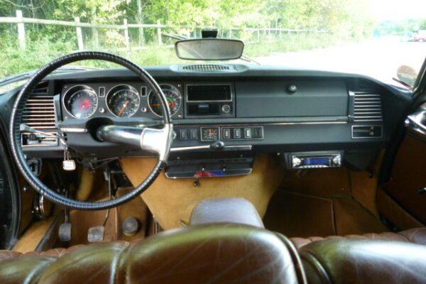 Citroen DS 23 Pallas 1973 à vendre