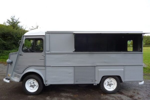 Citroen HY Van LWB à vendre