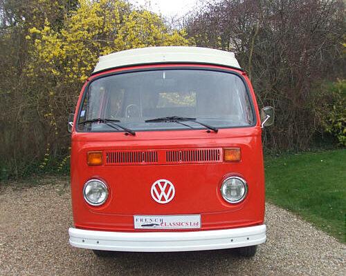 Volkswagen Camper Westfalia à vendre