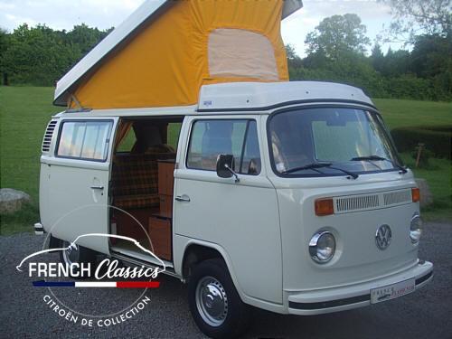 VW Camper Westfalia à vendre